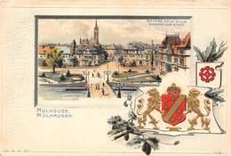 68-MULHOUSE- ENTREE DE LA VILLE - Mulhouse