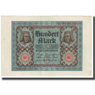 Billet, Allemagne, 100 Mark, 1920, 1920-11-01, KM:69a, TTB - [ 3] 1918-1933 : Repubblica  Di Weimar