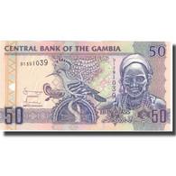 Billet, The Gambia, 50 Dalasis, 2006, 2006, KM:28a, NEUF - Gambia