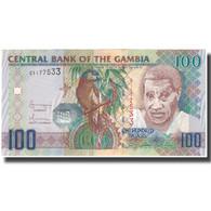 Billet, The Gambia, 100 Dalasis, 2006, 2006, KM:29a, NEUF - Gambia
