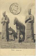 CHINE - CHINA -  HONAN -Tombeau Sung - Cachet De La Poste 1922 - Chine
