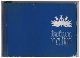CATALOGUE LINOLEUM NAIRN SA COLLECTION 1937 1938 - Autres