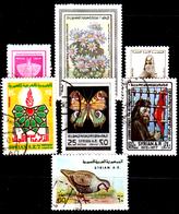 Siria-00116 - Valori Del 1976-79 (o) Used - Senza Difetti Occulti. - Siria