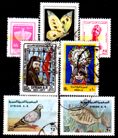 Siria-00117 - Valori Del 1976-79 (o) Used - Senza Difetti Occulti. - Siria