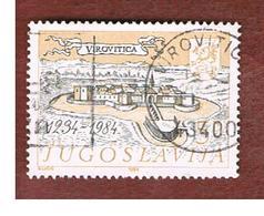 JUGOSLAVIA (YUGOSLAVIA)   - SG 2168  -    1984  700 YEARS OF VIROVITICA  -  USED - 1945-1992 Repubblica Socialista Federale Di Jugoslavia