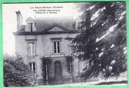 490 - PLESTAN - CHATEAU DE LA MOUSSAYE - France