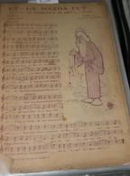"""Partition De """" Et... La Madza Fut"""" - Partitions Musicales Anciennes"""