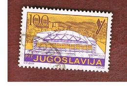 JUGOSLAVIA (YUGOSLAVIA)   - SG 2259  -    1985 UNIVERSIADE, ZAGREB.   -  USED - 1945-1992 Repubblica Socialista Federale Di Jugoslavia