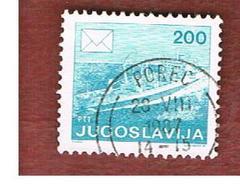 JUGOSLAVIA (YUGOSLAVIA)   - SG 2276 -    1986 POSTAL SERVICES: SHIP    -  USED - 1945-1992 Repubblica Socialista Federale Di Jugoslavia