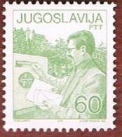 JUGOSLAVIA (YUGOSLAVIA)   - SG 2269.2270 -    1987 POSTAL SERVICES    -  USED - 1945-1992 Repubblica Socialista Federale Di Jugoslavia