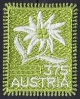 Österreich Austria 2005 Kunsthandwerk Handicrafts Stickerei Embroidery Flora Blumen Flowers Edelweiss, Mi. 2538 ** - 2001-10 Ungebraucht