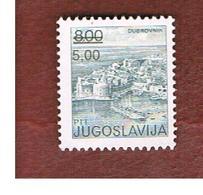 JUGOSLAVIA (YUGOSLAVIA)   - SG 2289 -    1986  TOURISM OVERPRINTED    -  USED - 1945-1992 Repubblica Socialista Federale Di Jugoslavia