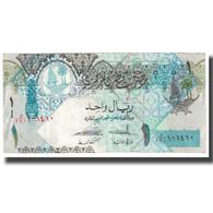 Billet, Qatar, 1 Riyal, KM:20, TB - Qatar