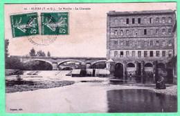 10 - ALBIAS - LE MOULIN - LA CHAUSSEE - Albias