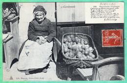 288 - AURILLAC - MARCHANDE D'ORANGES - Aurillac