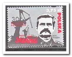 Polen 2010, Postfris MNH, 30th Anniversary Of The Founding Of Solidarnosc - 1944-.... Republiek