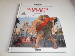 GRANDS CLASSIQUES DE LA LITTERATURE EN BANDE DESSINEE/ NOTRE DAME DE PARIS - Originele Uitgave - Frans