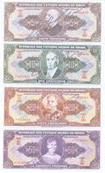 Brazil 8 Note Set 1949 COPY - Brazil