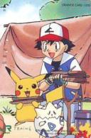POKEMON * Carte Prépayée Japon * Comics * (288) MANGA * ANIME * PHONECARD JAPAN * MOVIE * FILM * CINEMA - Comics