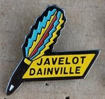 JAVELOT DAINVILLE - FLECHETTES ??- DARTS -        (21) - Pin