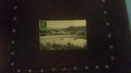 B7/le Bassins Et Le Village-vue Du Cimetière - Porquerolles