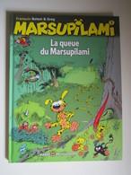"Franquin Batem & GREG - MARSUPILAMI TOME 1 La Queue Du Marsupilami "" - Marsu Productions - Marsupilami"