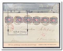 Polen 2010, Postfris MNH, 150 Years Of Polish Stamps - 1944-.... Republiek