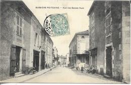 BUSSIERE POITEVINE RUE DES BASSES RUES - Bussiere Poitevine