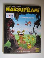 Franquin Batem & GREG - MARSUPILAMI TOME 30 Palombie Secrète + Poster - Marsu Productions - Marsupilami