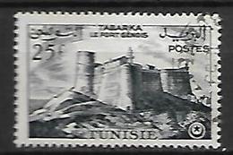 TUNISIE    -    1956.   Y&T N° 414 Oblitéré - Tunisie (1956-...)