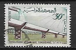 TUNISIE    -    1959.   Y&T N° 485 Oblitéré - Tunisie (1956-...)