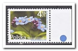 Polen 2010, Postfris MNH, Flowers - 1944-.... Republiek