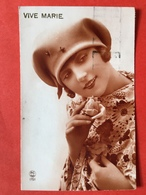 1926 - FLAPPER - VIVE MARIE - MARIA - BRUINE MUTS - BONNET BRUN - Autres