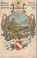 Thun 1907 - Bernisches Kantonal Gesangfest - BE Berne