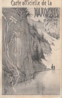 Carte Officielle De La VIII Fête Des Narcisses 1907 - VD Vaud