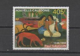 Nouvelle-Calédonie SC779  1998 - Usati