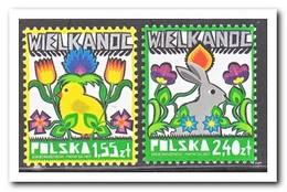 Polen 2011, Postfris MNH, Easter - 1944-.... Republiek