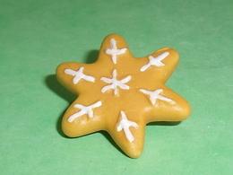 Fèves / Alimentation : Biscuit , Sablé , étoile    T125 - Other