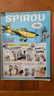 SPIROU N°1206 DE 05/1961  PARFAIT ETAT - Spirou Magazine