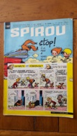 SPIROU N°1207 DE 06/1961  PARFAIT ETAT - Spirou Magazine