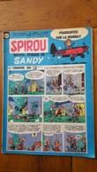 SPIROU N°1164 DE 08/1960  PARFAIT ETAT - Spirou Magazine