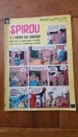 SPIROU N°1165 DE 08/1960  PARFAIT ETAT - Spirou Magazine