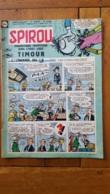 SPIROU N°1168 DE 09/1960  PARFAIT ETAT - Spirou Magazine