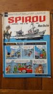 SPIROU N°1196 DE 03/1961  PARFAIT ETAT - Spirou Magazine