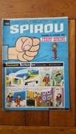SPIROU N°1203 DE 05/1961  PARFAIT ETAT - Spirou Magazine