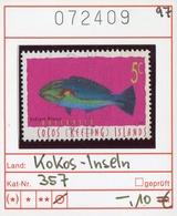 Cocos (Keeling) Islands - Kokosinseln - Michel 357 - Oo Oblit. Used Gebruikt - Kokosinseln (Keeling Islands)