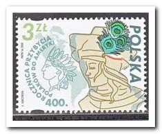 Polen 2008, Postfris MNH, 400 Years Of Polish Emigration To America - 1944-.... Republiek