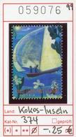 Cocos (Keeling) Islands - Kokosinseln - Michel 374 - Oo Oblit. Used Gebruikt - Kokosinseln (Keeling Islands)