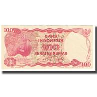 Billet, Indonésie, 100 Rupiah, 1984, KM:122a, TTB - Indonesia