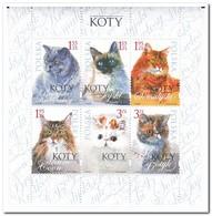 Polen 2010, Postfris MNH, Cats - 1944-.... Republiek
